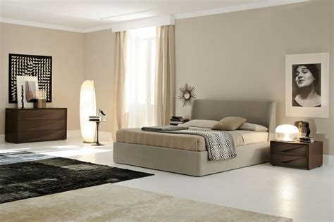 Made In Italy Wood Design Master Bedroom With Optional