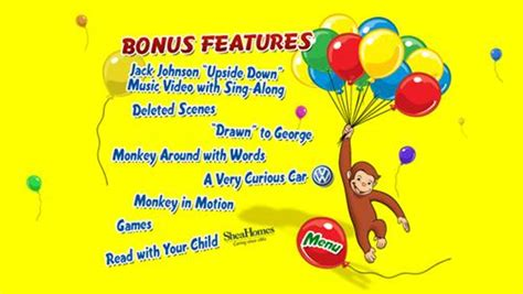 Curious George Halloween Boo Fest Watch Online by Curious George Dvd Bing Images