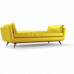 Best 25 yellow leather sofas ideas on pinterest for Yellow leather sofa bed
