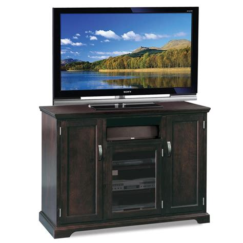 60 inch tv stand amazon com leick westwood cherry hardwood tv stand 60 inch