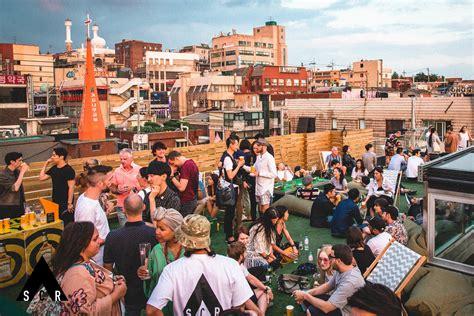 Top 21 Outdoor Bars In Seoul