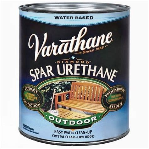 varathane outdoor non yellowing clear varathane exterior