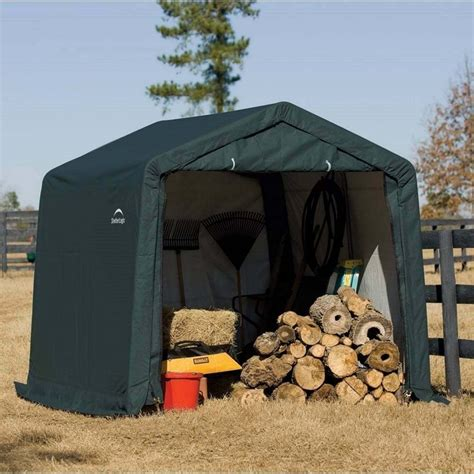 shelter logic shed 10x10 shelter logic shed in a box ebay