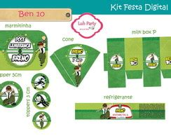 kit festa digital elo7