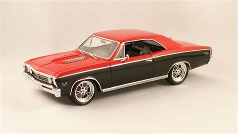 Chevelle Ss Models by 67 Chevelle Ss 396 My Revell Gearz Entry Glass