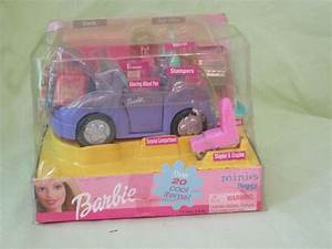New In Box Barbie Doll Mini S Buggy Model 80130 Mattel