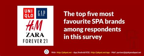 spafast fashion brand consumption survey report jakpat
