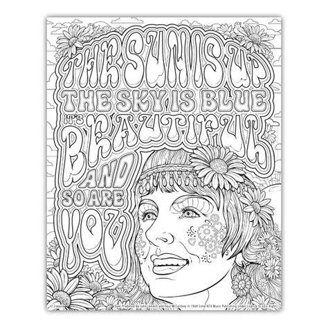 Coloring Lyrics by Joe Talks About His Artwork For The Crayola