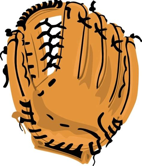 Baseball Glove Drawing Clipart Best Baseball Glove Drawing Clipart Best