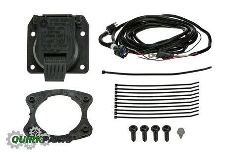 dodge ram    trailer tow wiring harness