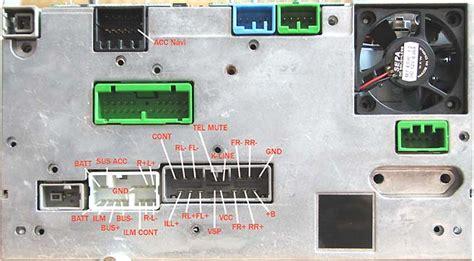 Alpine Radio Diagram Schemes