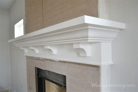 how to make a fireplace mantel 15 diy fireplace mantel and surrounds home and