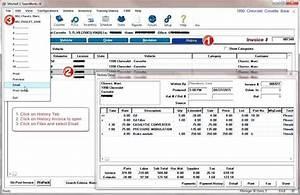 auto repair shop invoice software auto repair invoice With auto repair invoice program