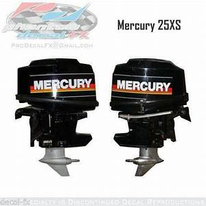 25 Hp Mercury Motor