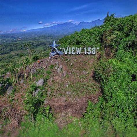 lokasi  rute menuju view  kediri spot wisata