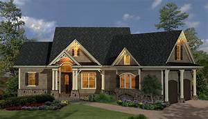 French Country Inspired Homes For A Rustic Look Half Brick ...