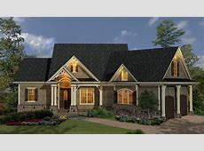 Country Home Designs Half Brick Wall Black Roof Small