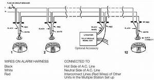 Heat Detector Wiring Diagram T300