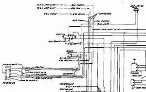 1953 Chevy Bel Air Headlight Switch Wiring Diagram