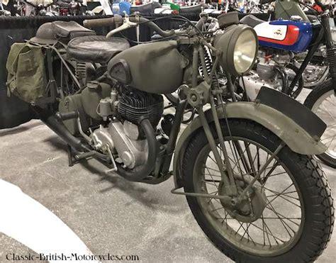 1942 Bsa M20