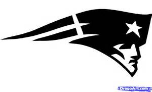 4 Steps To Carving A Pumpkin by How To Draw The Patriots Logo New England Patriots Step