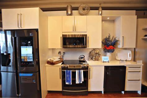 smart kitchen samsung appliances