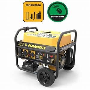 Firman P03612 Performance Series 4550  3650 Watt 120v  240v Gas