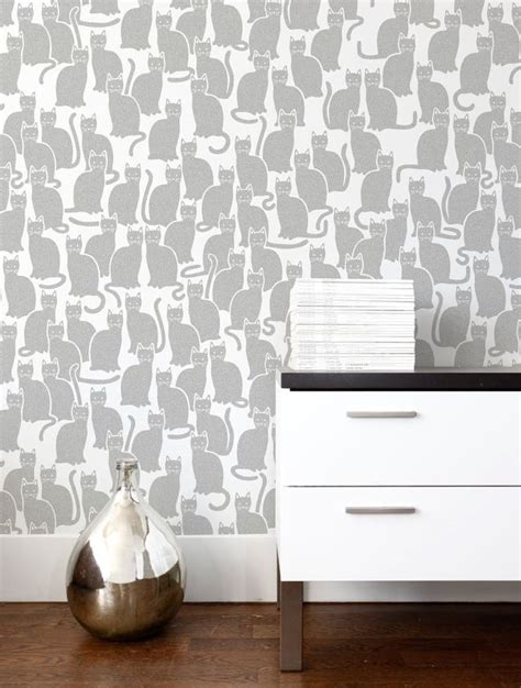 patterned wallpapers    walls pop