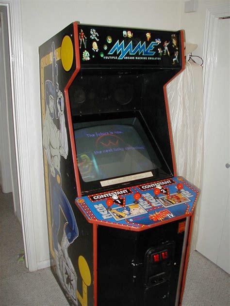 16 40 u2033 virtual pinball game 100 mame cabinet