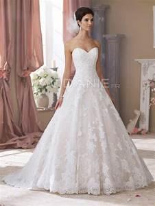 Robe de mariee princesse col en coeur sans bretelle for Robe pour mariage cette combinaison collier perle mariage