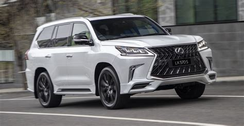 lexus lx  arrives   caradvice