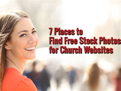 places  find  stock   church websites