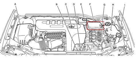 saturn vue parts diagram fuel injection