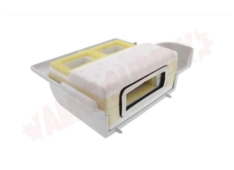 wrf ge refrigerator damper duct assembly amre supply