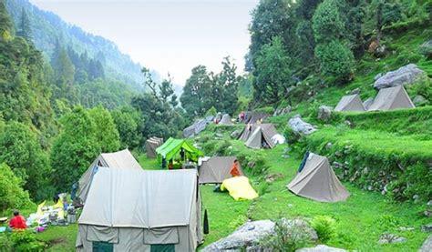 dharamsala camping trekking  dharamsala