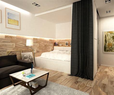 simple super beautiful studio apartment concepts
