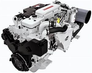 Cummins Marine Engine Qsb6 7 Sl