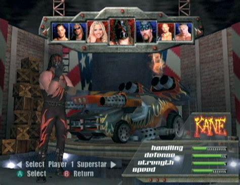 weirdest wrestling video games