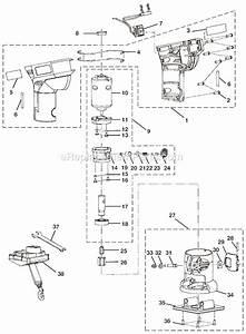 Ryobi P600 Parts List And Diagram   Ereplacementparts Com