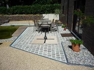 dalle pour parking exterieur 6 terrasse en pierre et With dalle pour parking exterieur