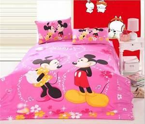Minnie Maus Bettwäsche : 45 tolle mickey mouse bettw sche ~ Orissabook.com Haus und Dekorationen