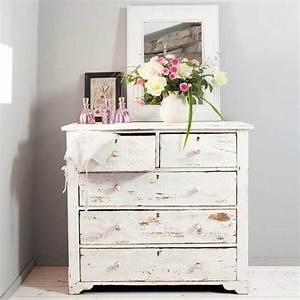 Schreibtisch Shabby Chic Look : kommode shabby chic f r stauraumm bel ideen ~ Lizthompson.info Haus und Dekorationen
