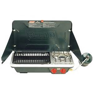 Coleman Propane Camp Stove Grill