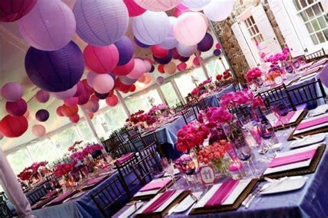 Stunning Purple Wedding Theme Ideas