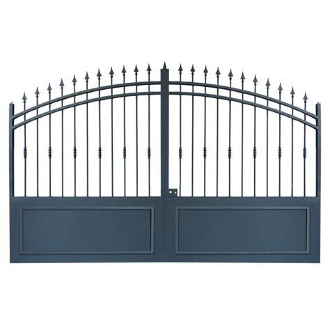 portails fer forg 233 pas cher avec portails coulissant et portails battant portails en fer sur mesure