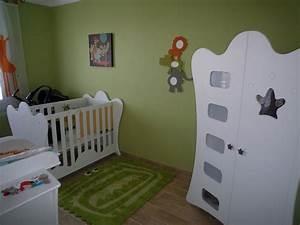 Ma Chambre D Enfant Com : chambre b b compl te king couleur blanche achat vente ~ Melissatoandfro.com Idées de Décoration