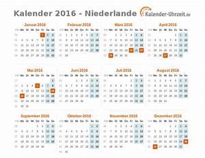 Feiertage Berechnen : niederlande ferien 2016 b rozubeh r ~ Themetempest.com Abrechnung