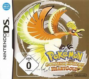 Nintendo Ds Pokemon Goldene Edition Heartgold Konsolenkost