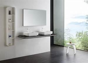 console porte vasque pour salle de bain bernstein la With console pour vasque salle de bains