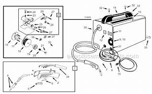 Campbell Hausfeld Wg2020 Parts List And Diagram